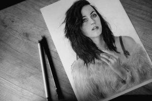 Pencil portrait by Jossluka