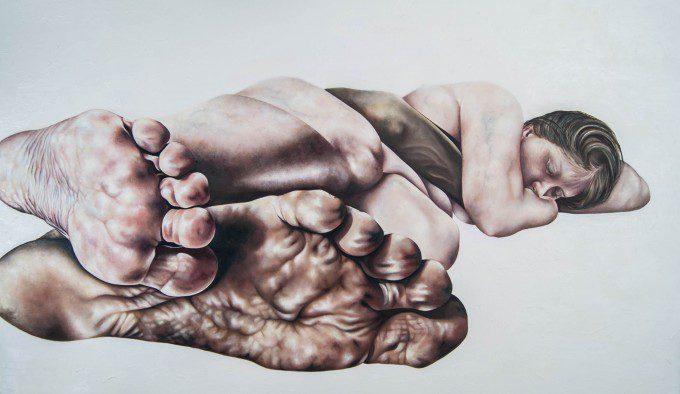 LAURA CHAKRAVORTY | paintings