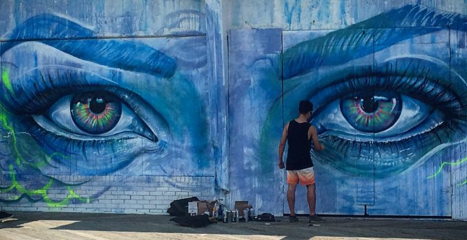 Street Art by Valdi Valdi