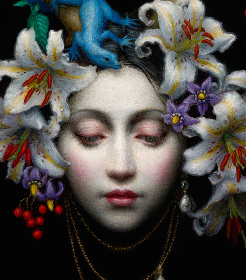surrealism chie yoshii movement painter paintings painting artpeople japanese