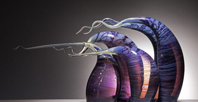 Stunning Glass Sculptures by Rick Eggert #artpeople