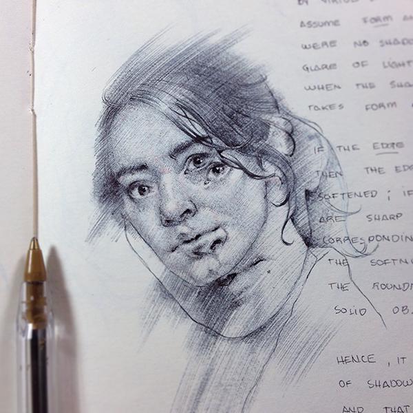Thiago Moura Januario | Sketchbook