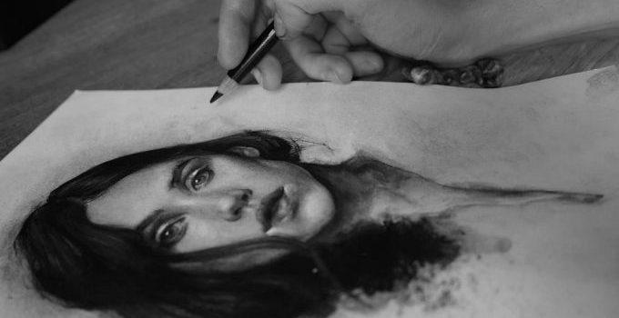 Jossluka Pencil Drawing