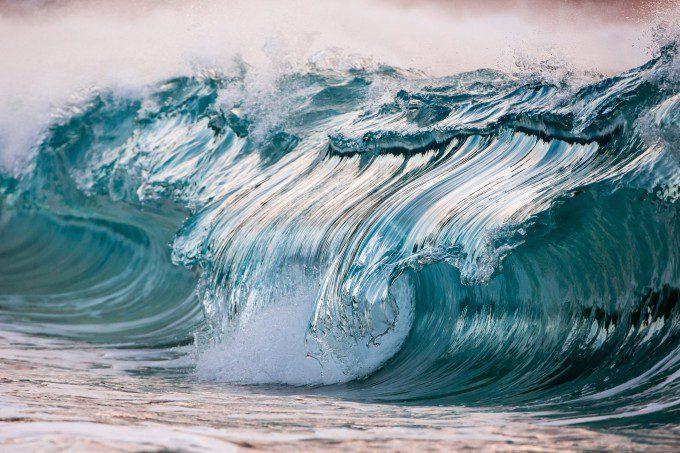 Pierre Carreau's AquaViva series, a vision of life's energy revealed.