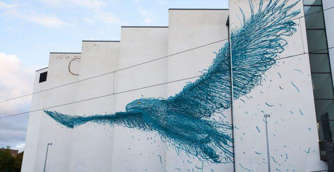 Amazing Street Art of DALeast