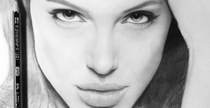 Beautiful Portrait Drawings by Julian Panfili