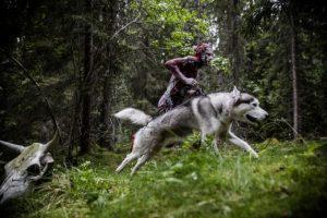What Do We Run For – relationship between human and nature | vilija vitkute