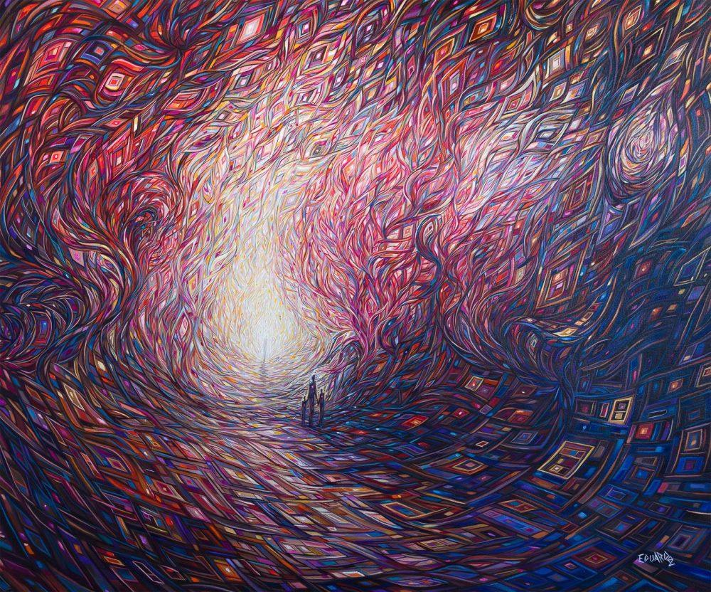 Eduardo Rodriguez Calzado , Fine Art Painter