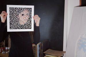 Elisa Mearelli – papercutting