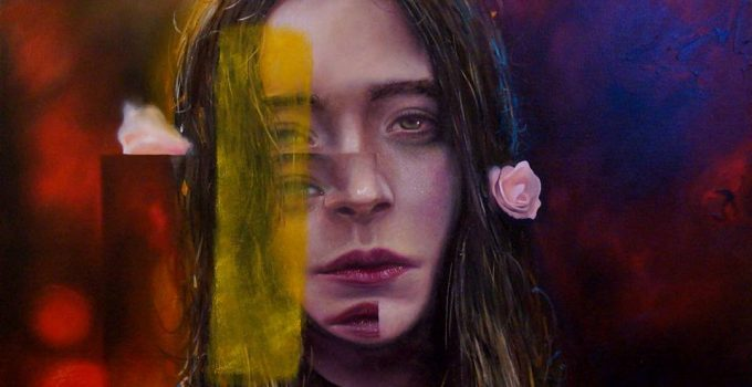 Vibrant Portrait Paintings by Kogaone
