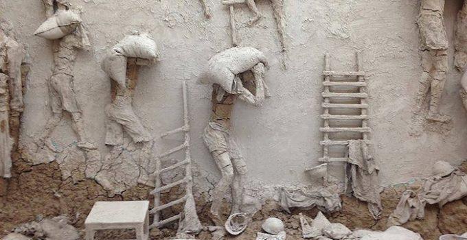 Adel Abdessemed   Brutality Sculptures