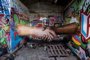 Jeaze | Graffiti artist Street art 3D