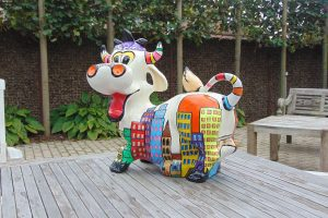 modelo-art COLORFUL ANIMAL SCULPTURES