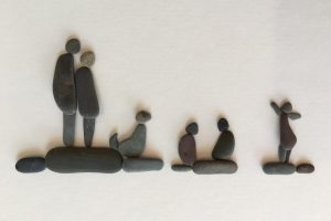 Beautiful sculptures made of stones by Sharon Nowlan
