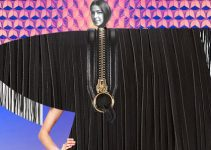 Johanna Goodman high fashion collages