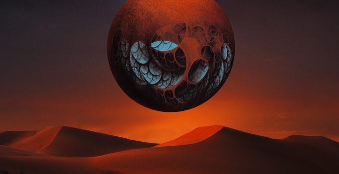Parallel Worlds by Michał Karcz