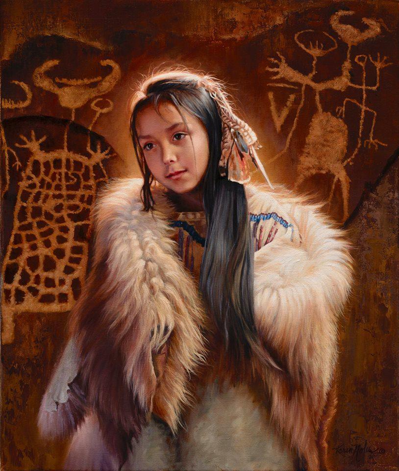 Native American Art of Karen Noles