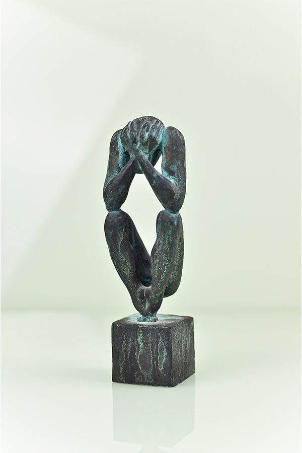 Sergii Shaulis ,Easel & monumental sculpture