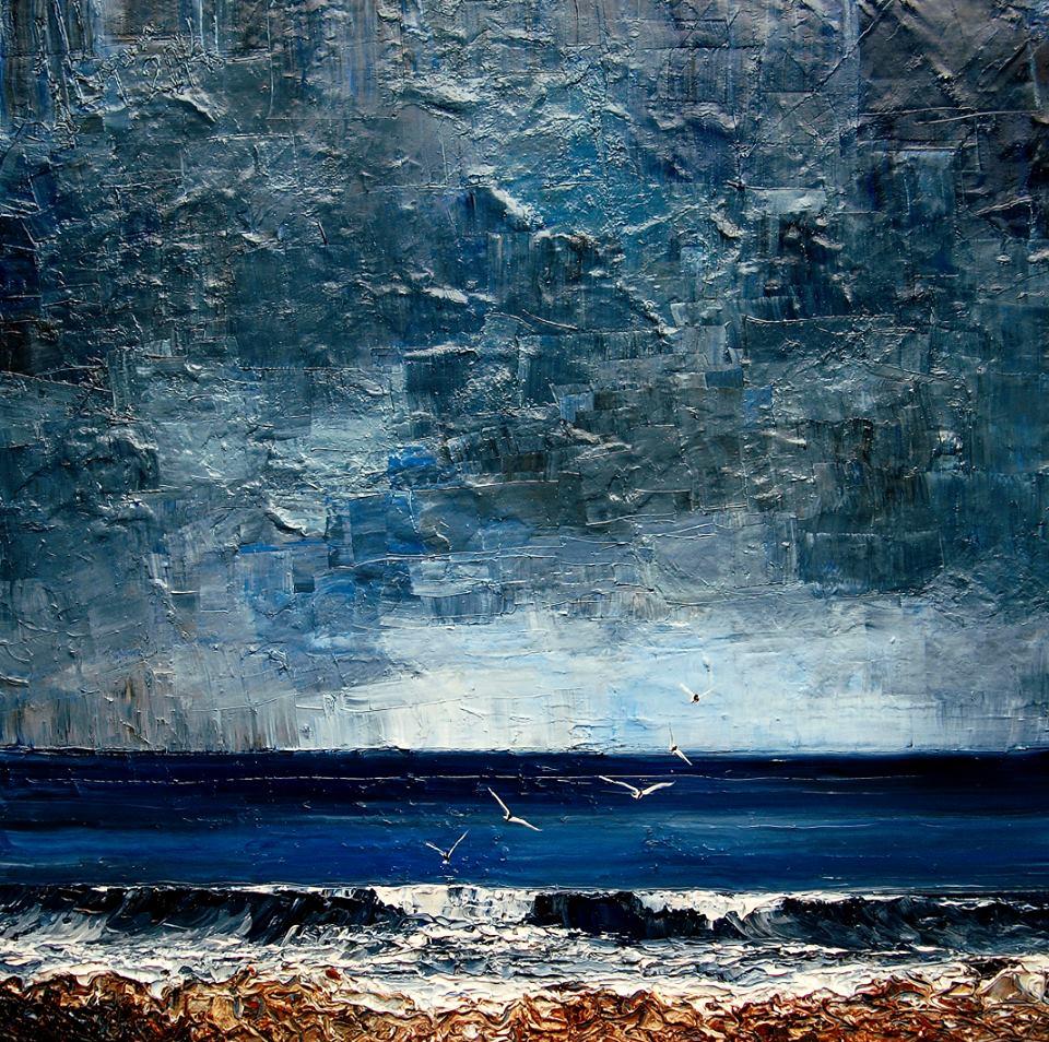 Justyna Kopania Inspirations oil paintings