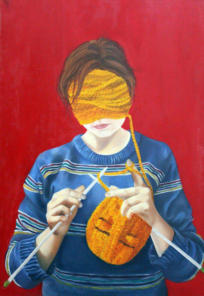 Beautiful Paintings by Shabnam Ehdaei