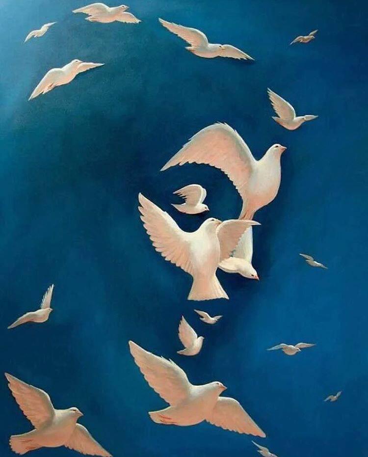 Octavio Ocampo-Mexican surrealist painter - ArtPeople.Net