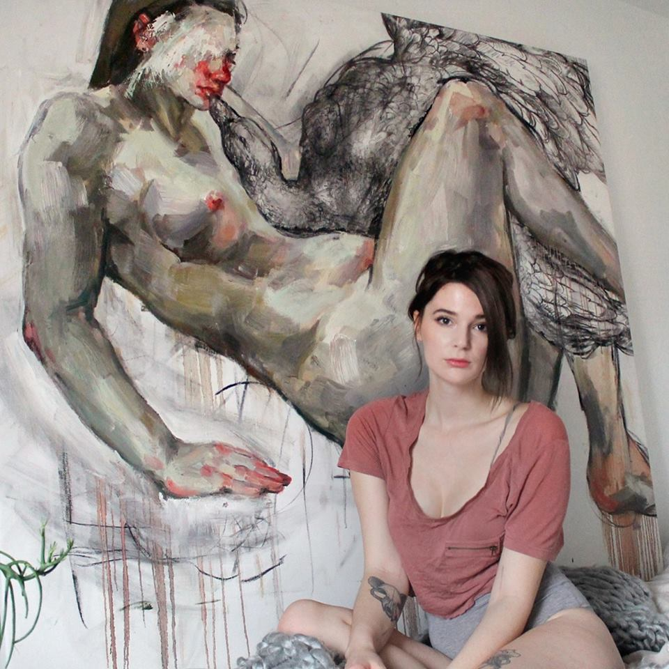 Elly Smallwood Drawing and Painting