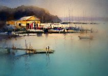 John Lovett | Watercolor and Mixed Media