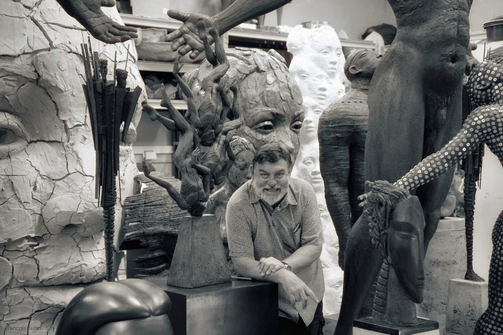 A N T O N    S M I T    The Life and Times of a South African Sculptor #artpeople