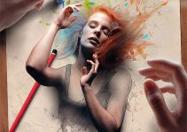 Incredible Digital Paintings That Leap Off The Page
