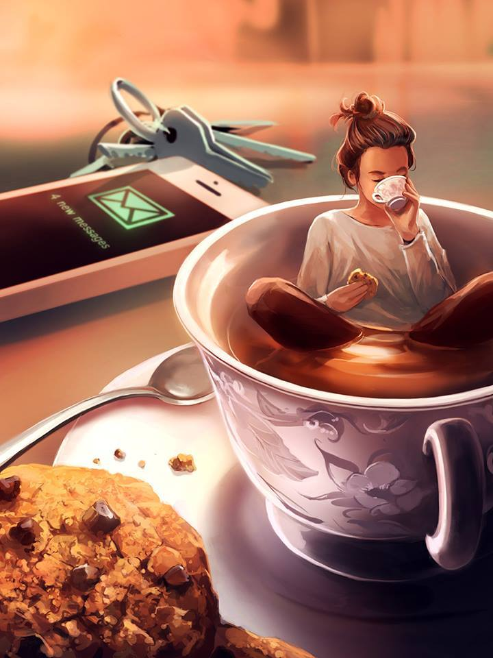 Stunning Digital Art works by Aquasixio - Cyril ROLANDO