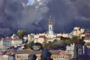 I love paintings, both observing them and creating them | Stojan Milanov